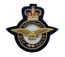RAF - Blazer Badge